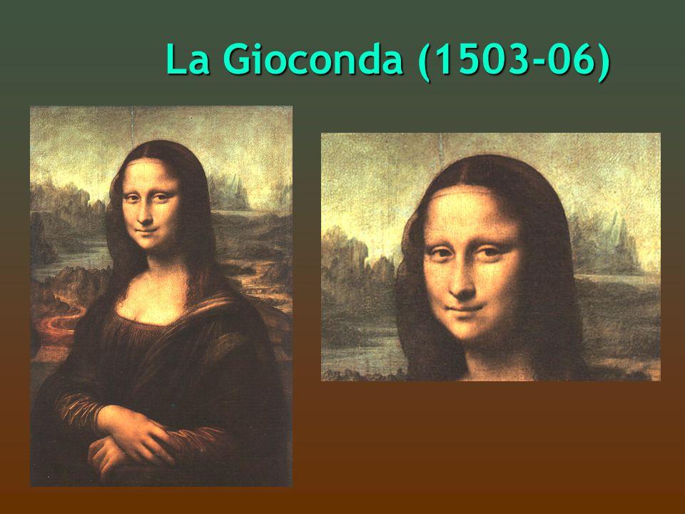 La Gioconda (1503-06)