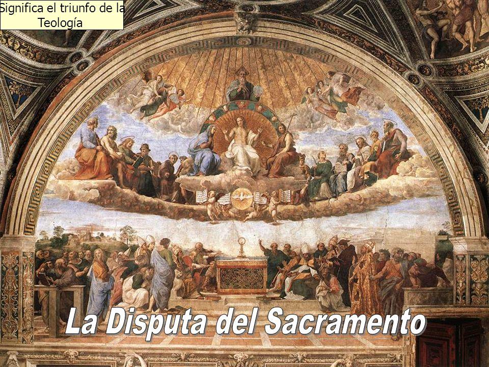 La Disputa del Sacramento
