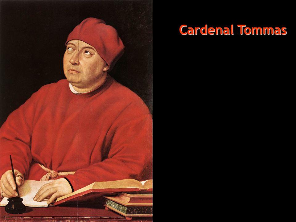 Cardenal Tommas