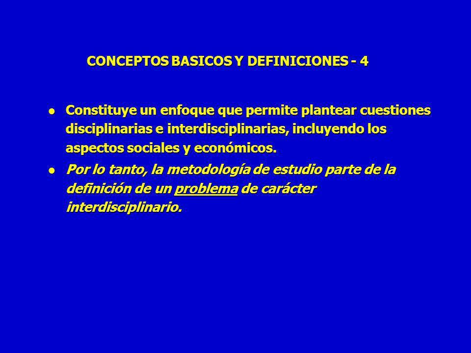 CONCEPTOS BASICOS Y DEFINICIONES - 4