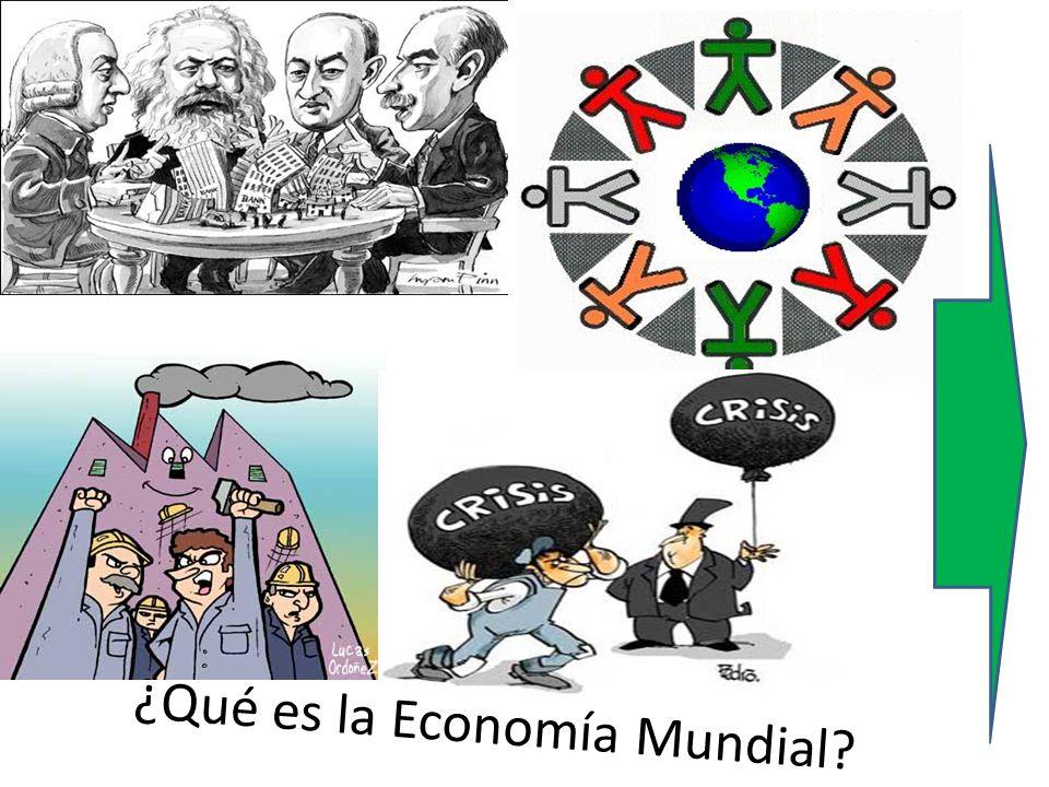 ¿Qué es la Economía Mundial