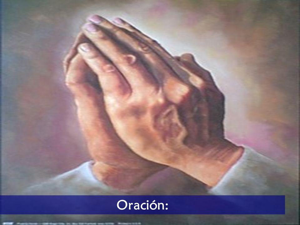 Frase de Padre Jaimito Oración: