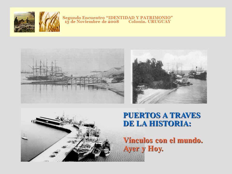 PUERTOS A TRAVES DE LA HISTORIA:
