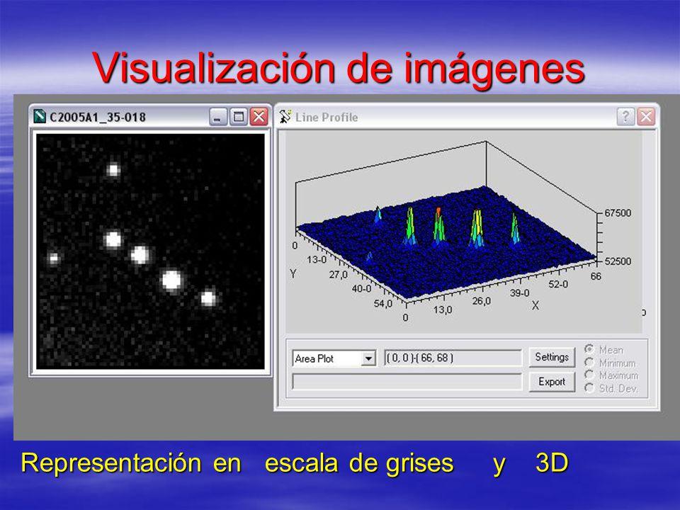 Visualización de imágenes