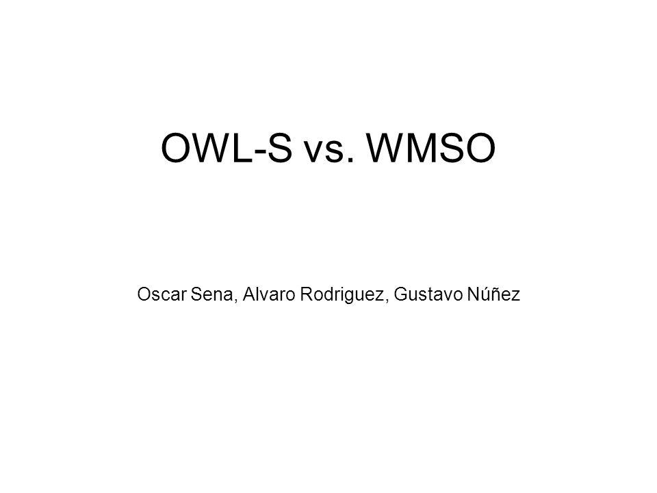Oscar Sena, Alvaro Rodriguez, Gustavo Núñez