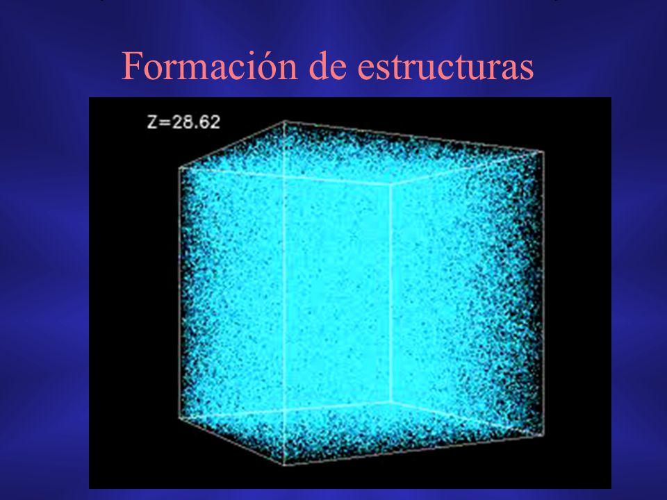 Formación de estructuras