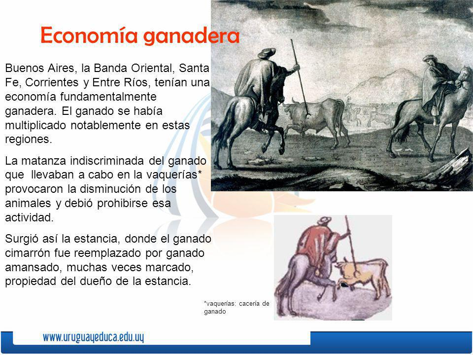 Economía ganadera