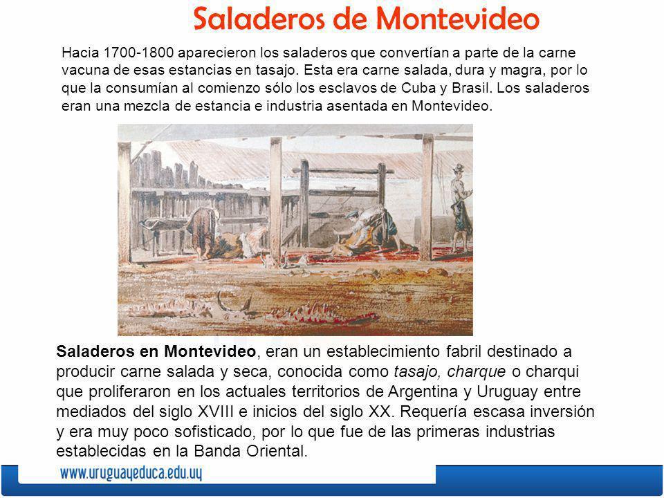 Saladeros de Montevideo
