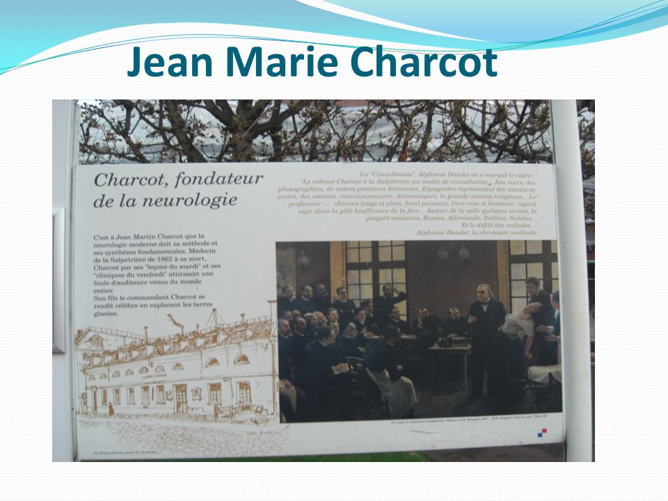 Jean Marie Charcot