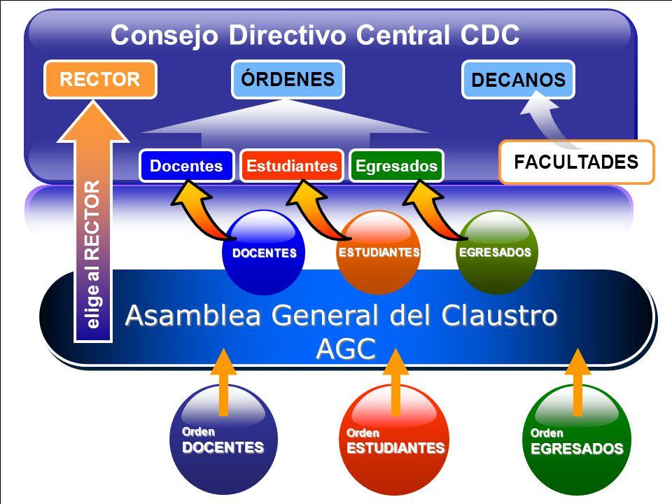 Asamblea General del Claustro