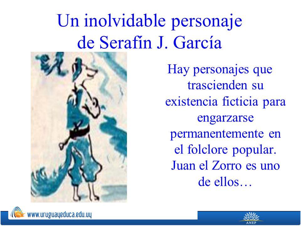 Un inolvidable personaje de Serafín J. García