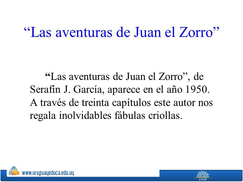 Las aventuras de Juan el Zorro