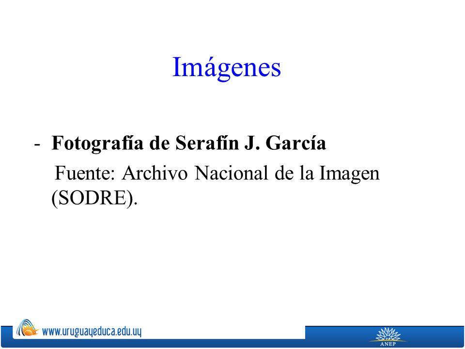 Imágenes Fotografía de Serafín J. García