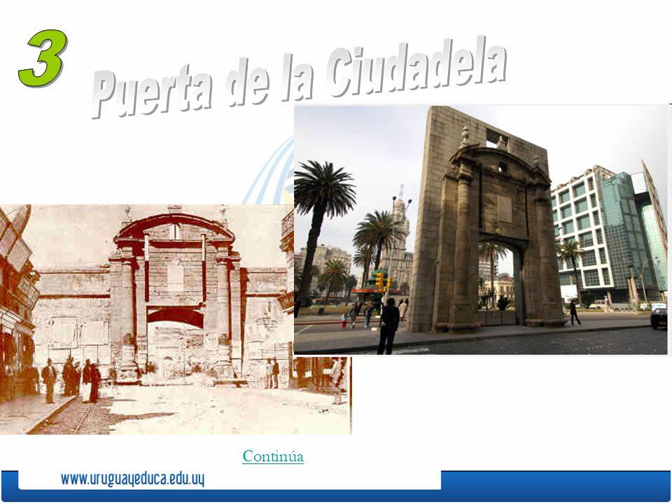 3 Puerta de la Ciudadela Continúa