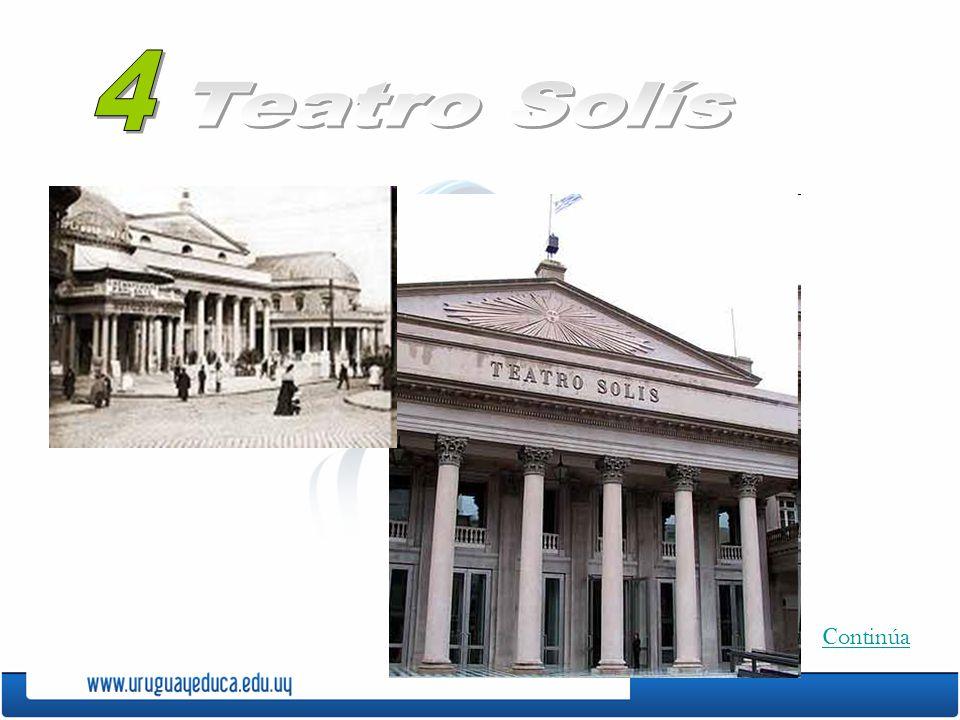 4 Teatro Solís Continúa