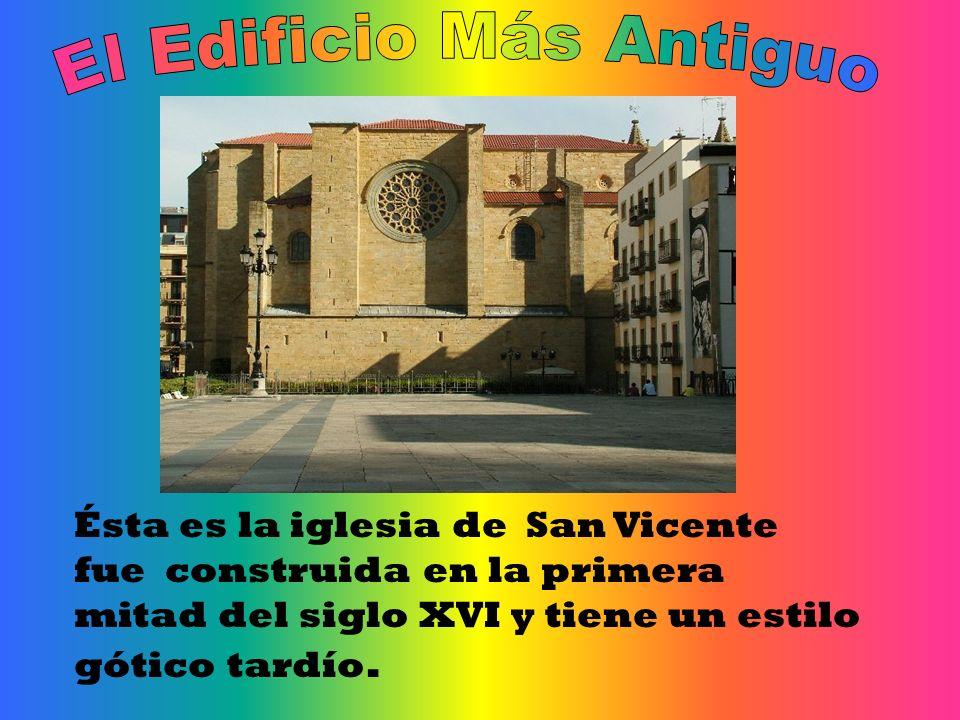 El Edificio Más Antiguo