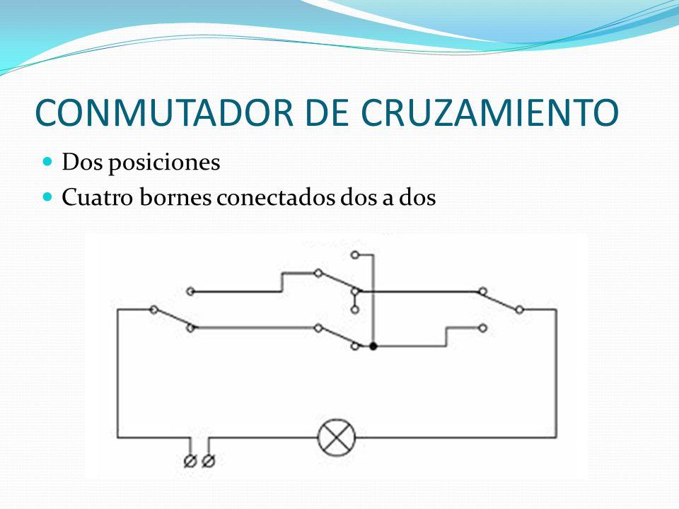 CONMUTADOR DE CRUZAMIENTO
