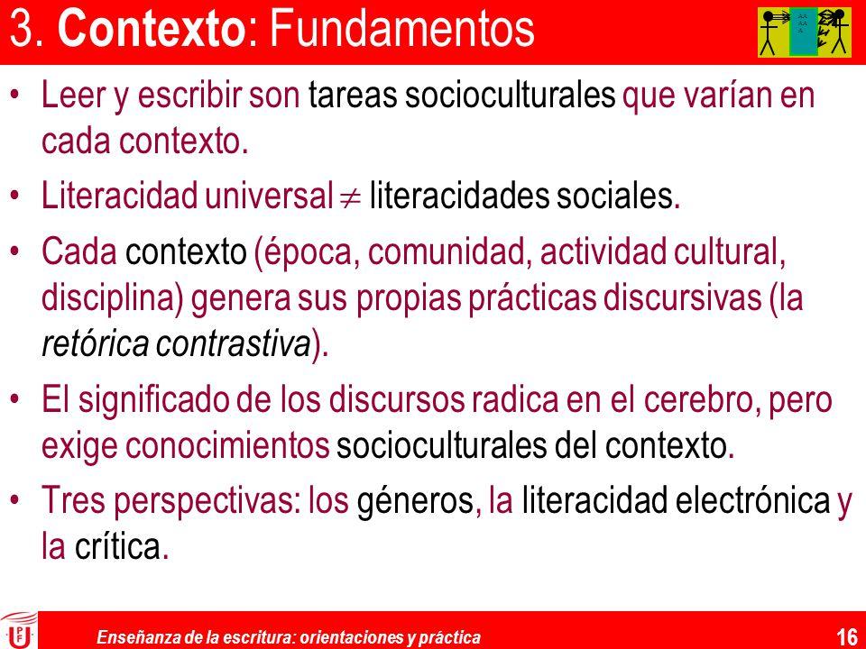 3. Contexto: Fundamentos