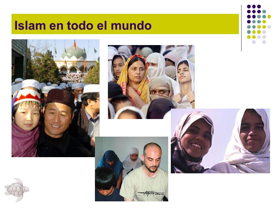 Islam en todo el mundo