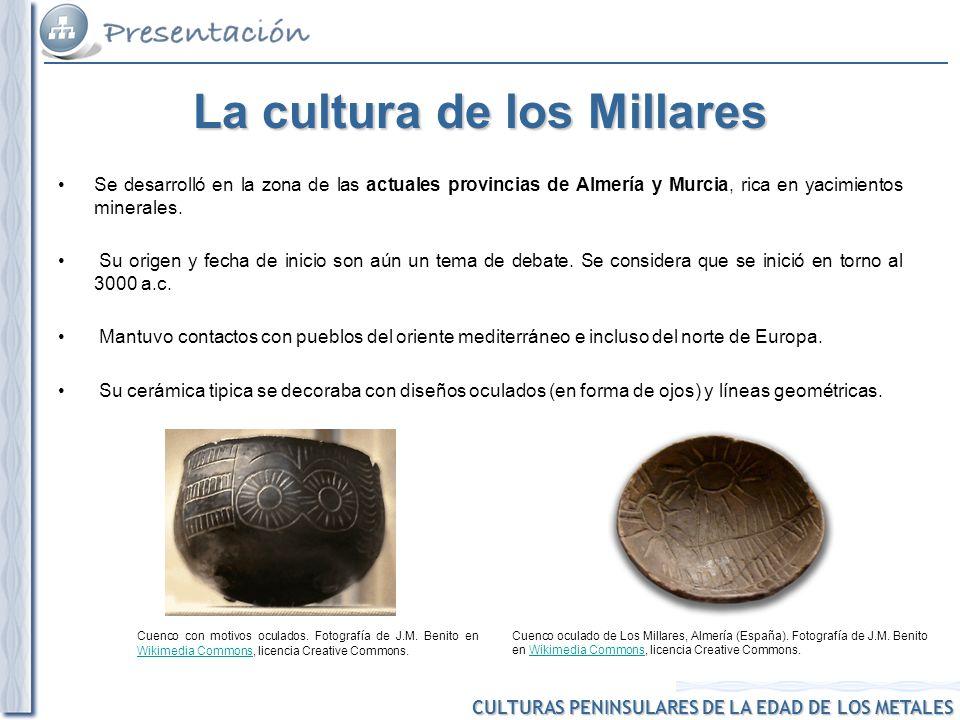 La cultura de los Millares