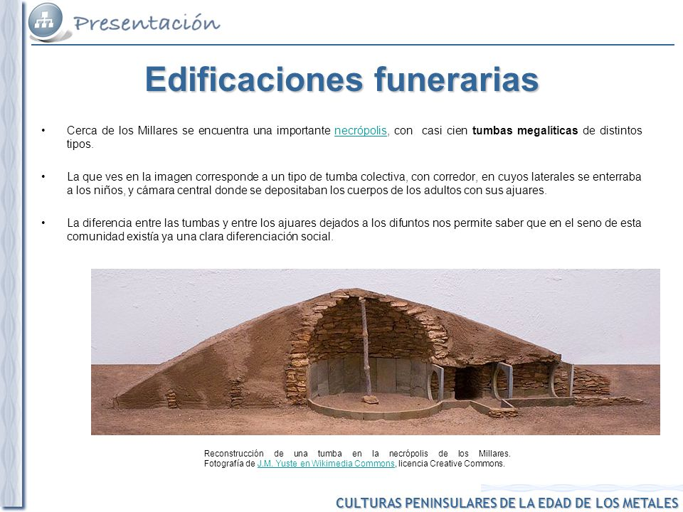 Edificaciones funerarias