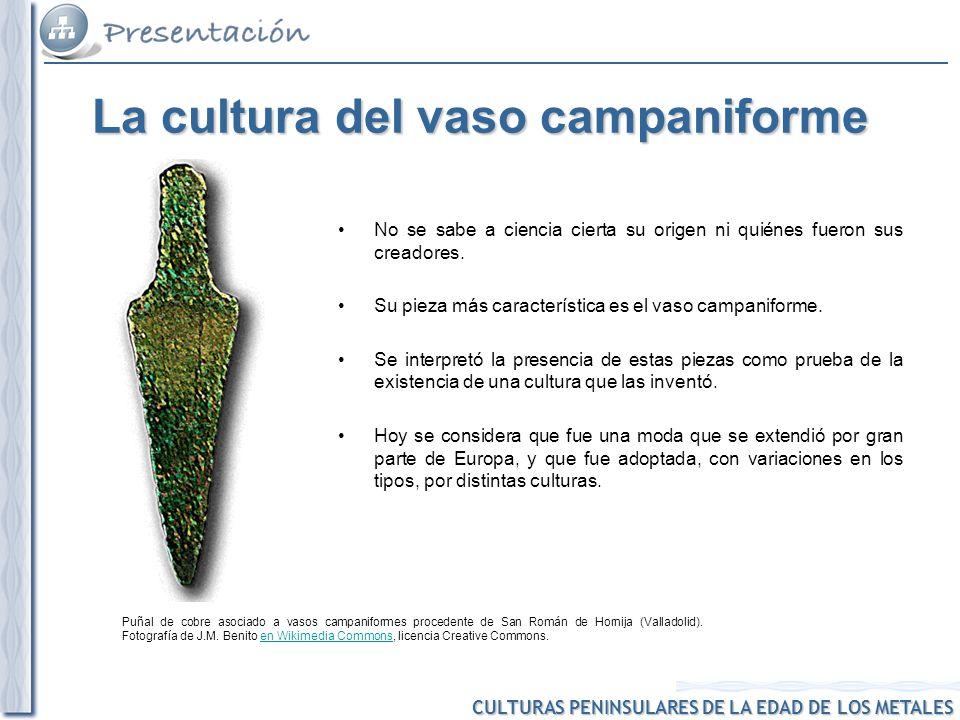 La cultura del vaso campaniforme