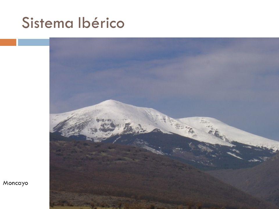 Sistema Ibérico Moncayo
