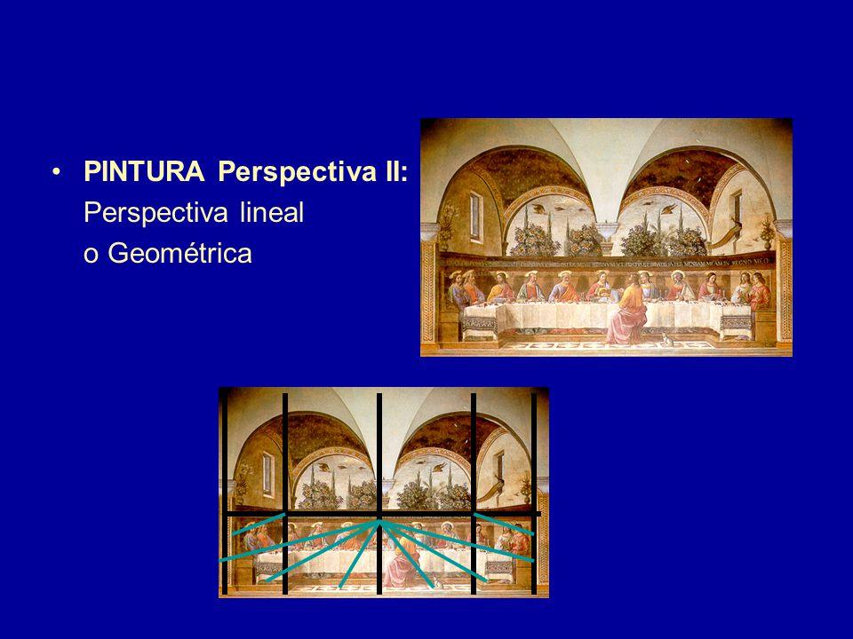 PINTURA Perspectiva II: