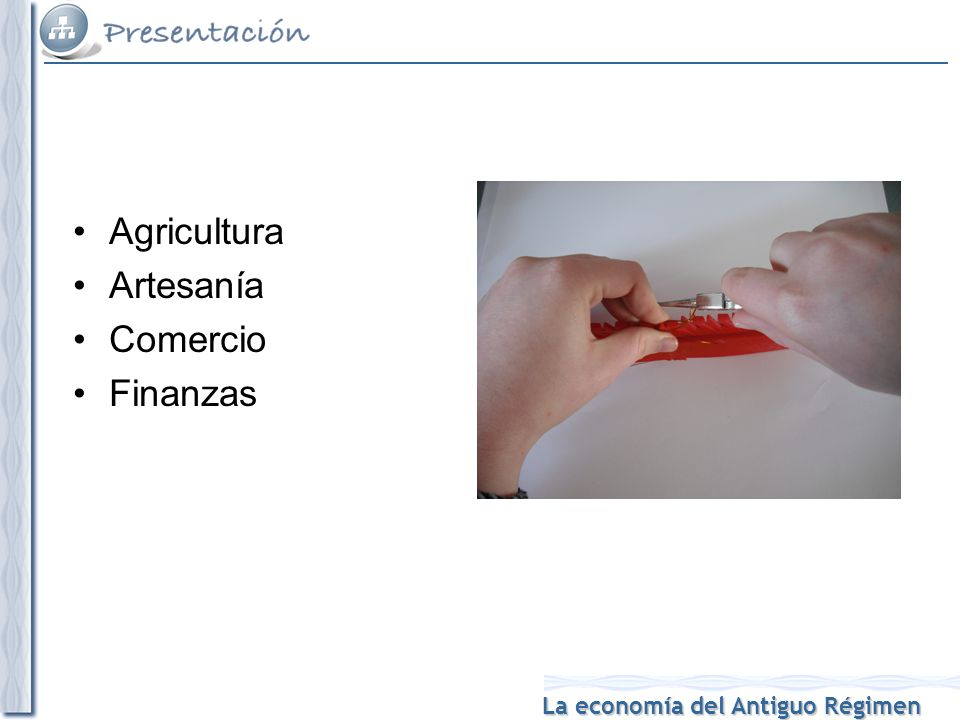 Agricultura Artesanía Comercio Finanzas