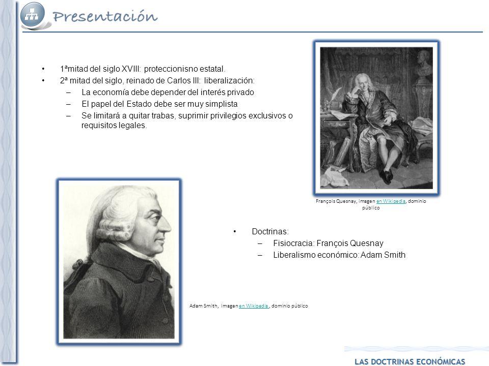1ªmitad del siglo XVIII: proteccionisno estatal.