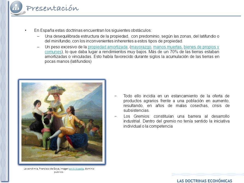 La vendimia, Francisco de Goya, imagen en Wikipedia, dominio público.
