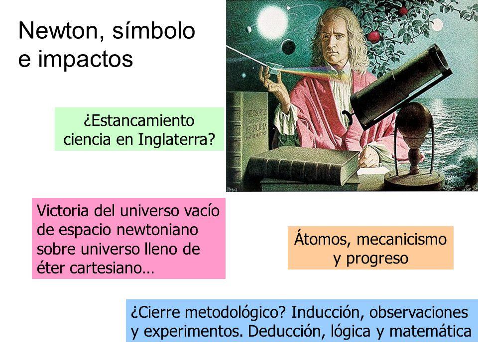 Newton, símbolo e impactos
