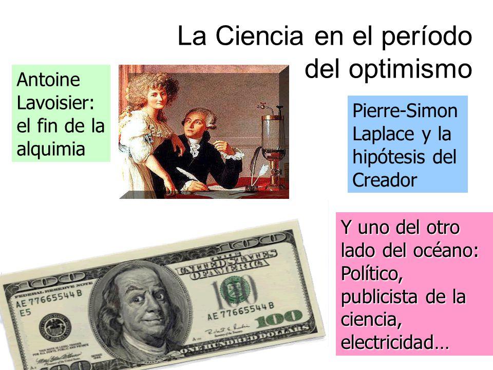 La Ciencia en el período del optimismo