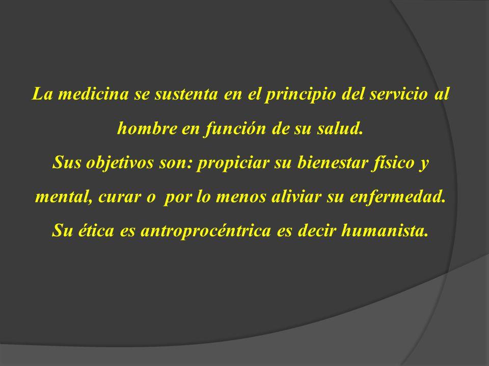 Su ética es antroprocéntrica es decir humanista.