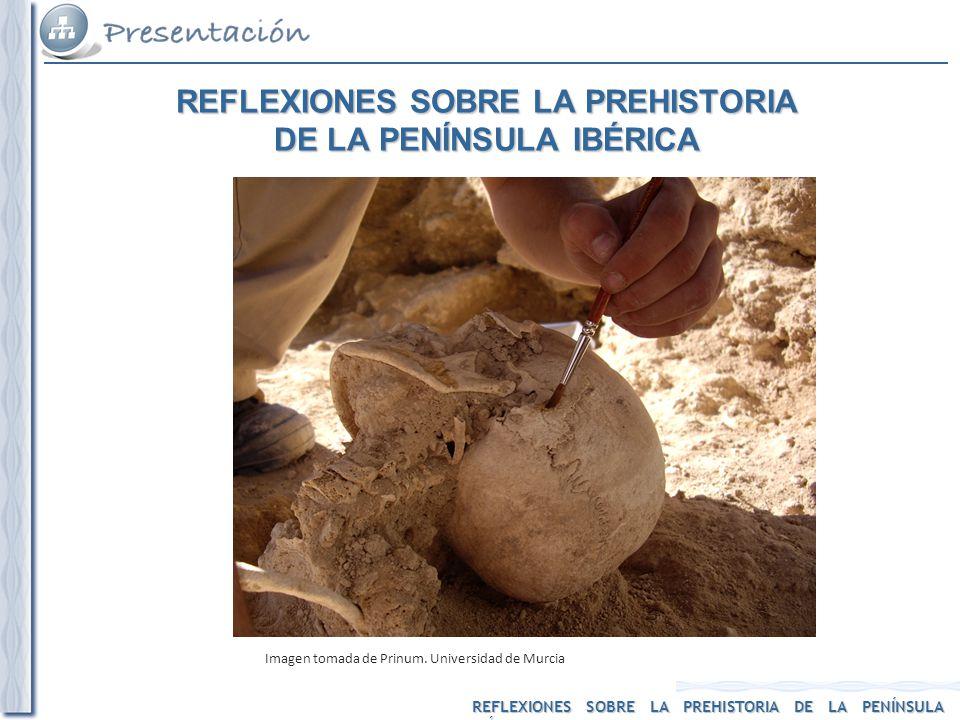 REFLEXIONES SOBRE LA PREHISTORIA DE LA PENÍNSULA IBÉRICA
