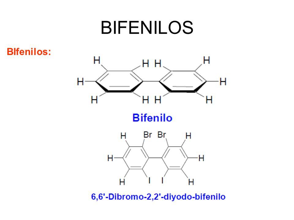 BIFENILOS BIfenilos: