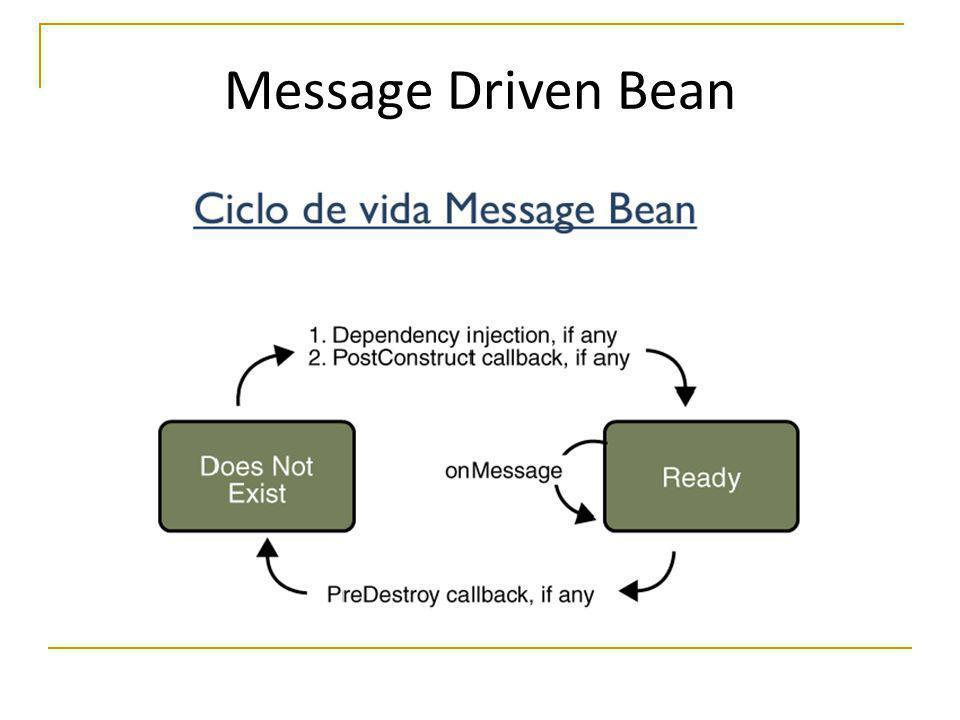 Message Driven Bean 14