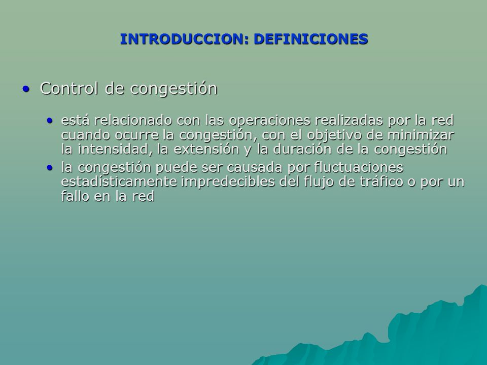 INTRODUCCION: DEFINICIONES