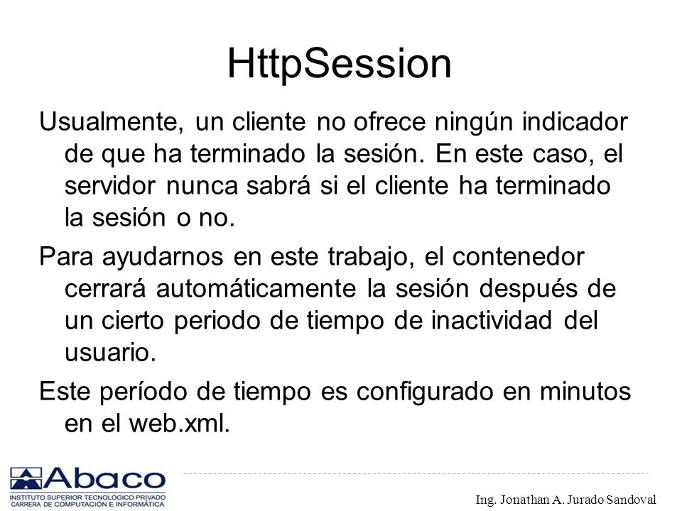 HttpSession