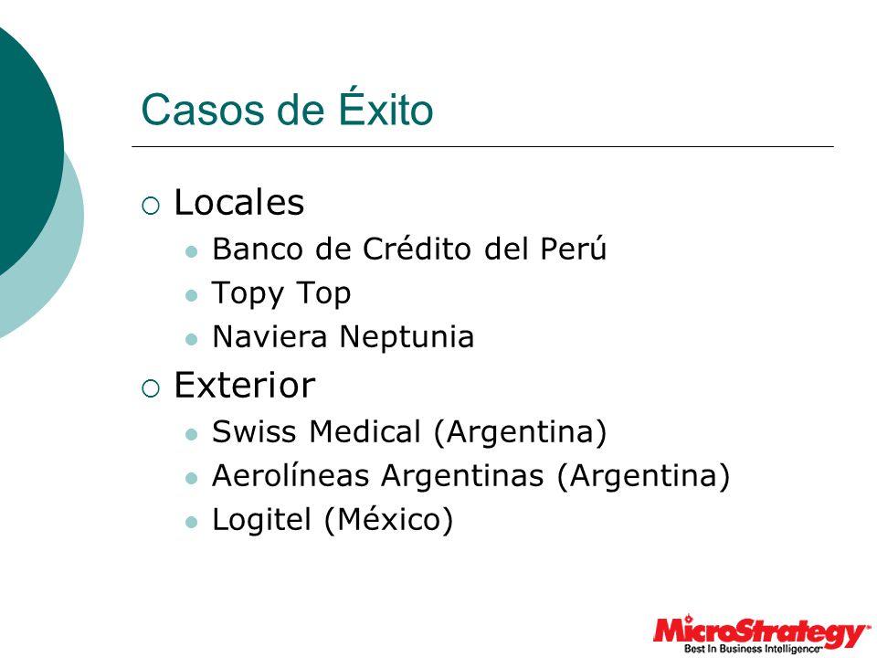 Casos de Éxito Locales Exterior Banco de Crédito del Perú Topy Top