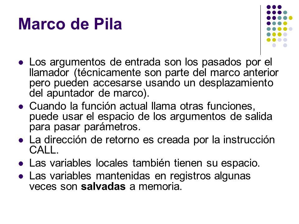Marco de Pila
