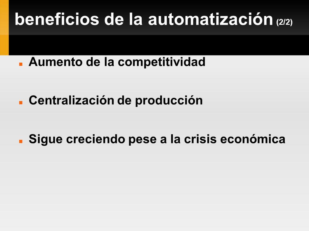 beneficios de la automatización (2/2)