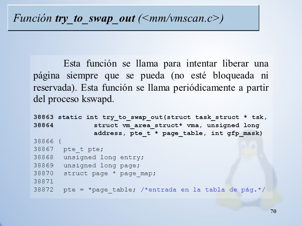 Función try_to_swap_out (<mm/vmscan.c>)