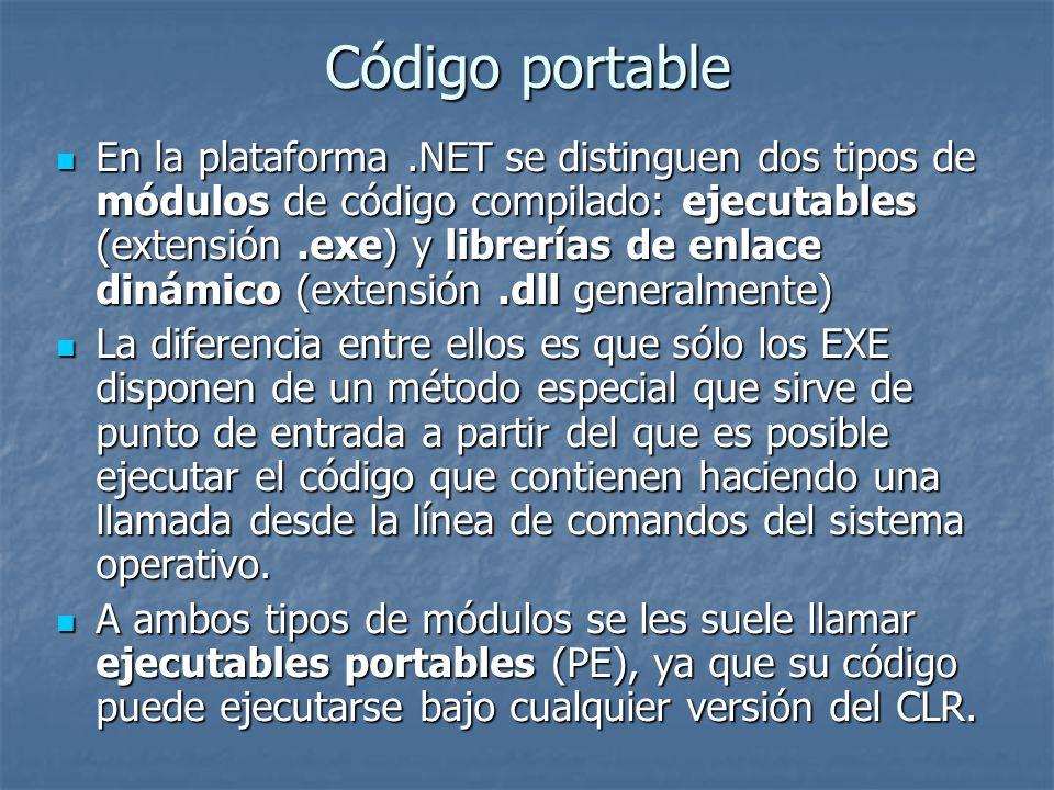 Código portable