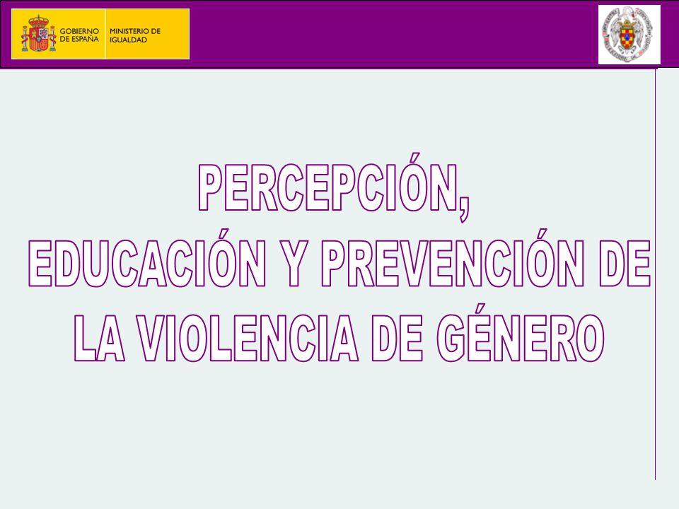 EDUCACIÓN Y PREVENCIÓN DE