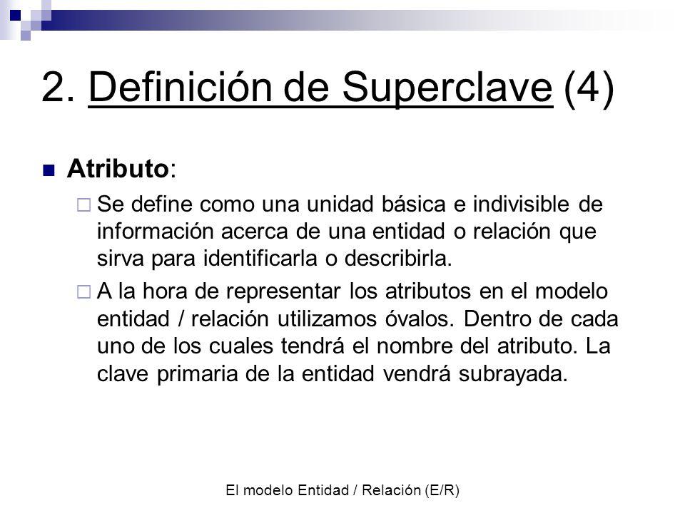 2. Definición de Superclave (4)