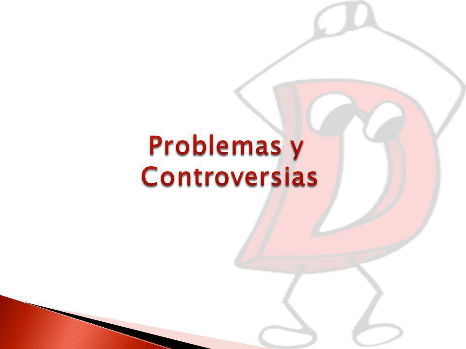 Problemas y Controversias