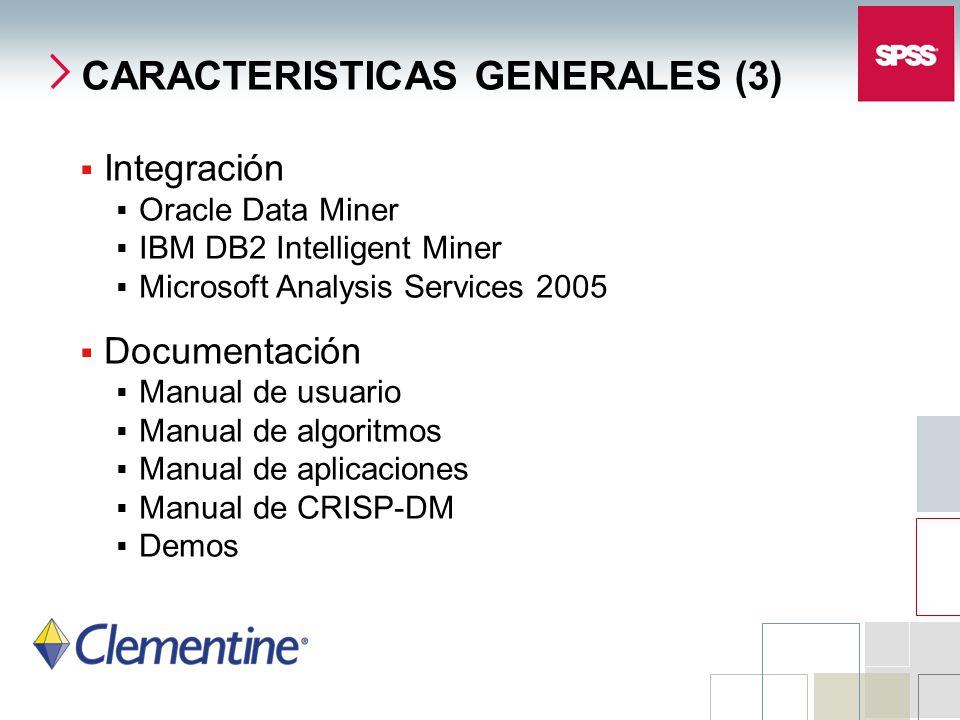 CARACTERISTICAS GENERALES (3)