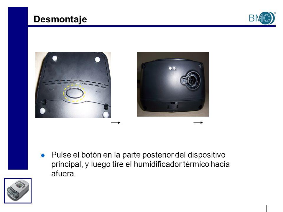 3. Configuración A. Configuración del usuario