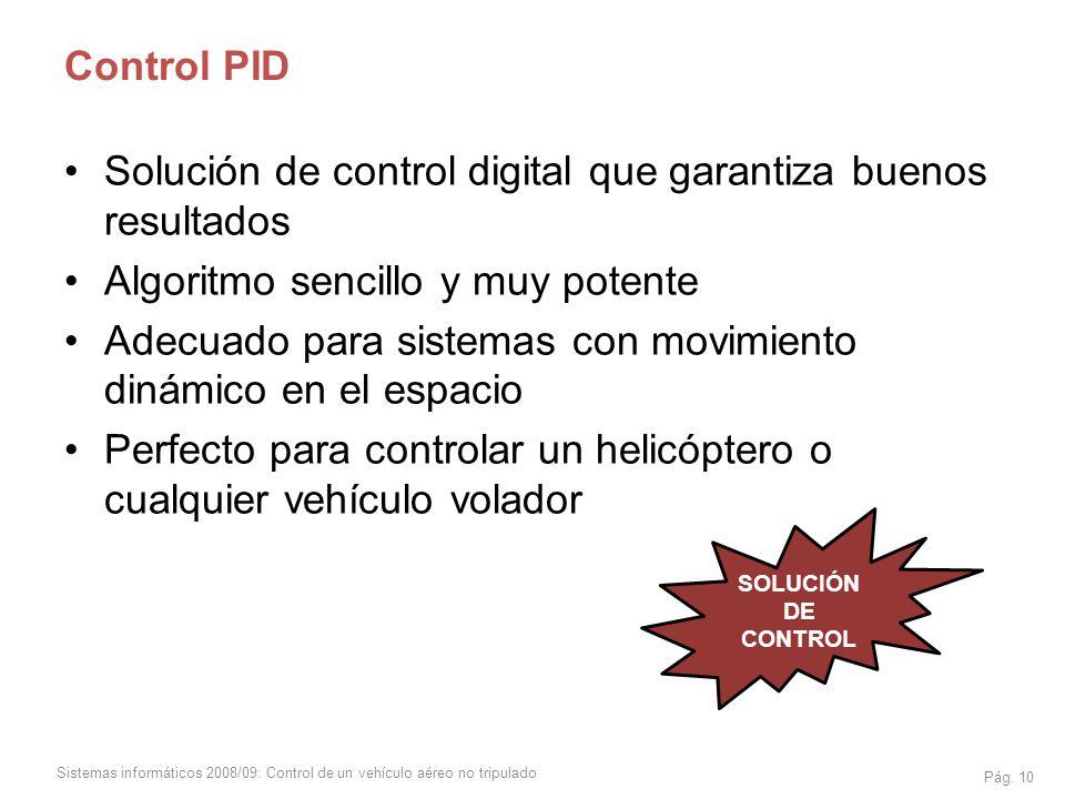 Solución de control digital que garantiza buenos resultados